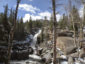 Photo: Alberta falls
