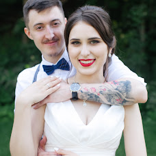 Wedding photographer Zhanna Staroverova (zhannasta). Photo of 19.10.2017