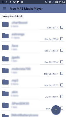 Free MP3 Music Download Player - screenshot