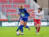 """NOS zet Lobke Loonen van KAA Gent Ladies in lijstje met grootste talenten: """"Gaan we snel veel van horen"""""""