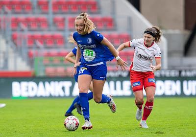 Super League: les Gantoise ont mis la pression sur Anderlecht, le Standard et Bruges