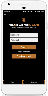 Revelers Club - náhled
