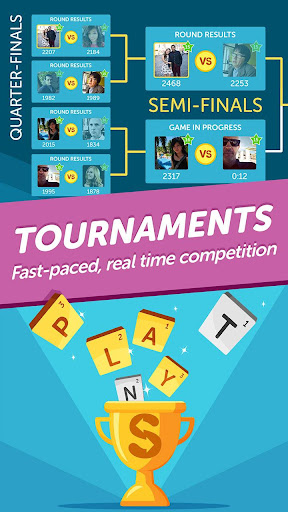 Word Streak:Words With Friends for PC