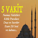 5 Vakit Namaz - Ezan Vakti icon