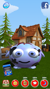 The Globlings virtual pet game- screenshot thumbnail