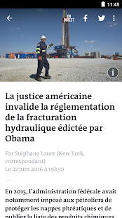 [Download Le Monde, l'info en continu for PC] Screenshot 3
