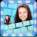 Selfie Keyboard Background icon