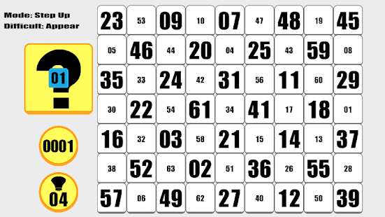 Find Sixty Three Numbers- screenshot thumbnail
