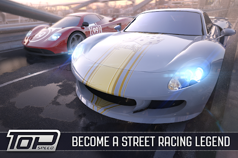 Top Speed: Drag & Fast Racing- screenshot thumbnail