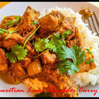 Lamb Shoulder Curry Recipes.