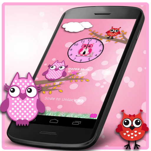 Cute owl theme