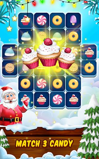 Christmas Candy World - Christmas Games apkmr screenshots 3