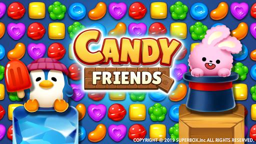 Candy Friendsu00ae : Match 3 Puzzle  screenshots 10