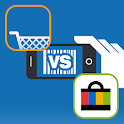 Compare Prices On Amazon & eBay - Barcode Scanner icon
