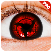 App Real Sharingan Uchiha Eye edit APK for Windows Phone