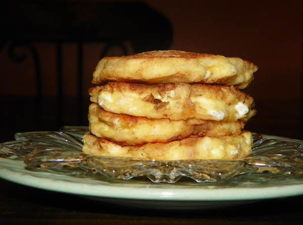 Sirniki - Farmer's Cheese Pancakes Recipe