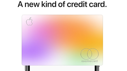 Apple has unveiled a credit card in partnership with Goldman Sachs and MasterCard.