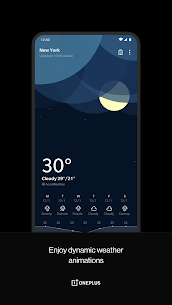 OnePlus Weather 2