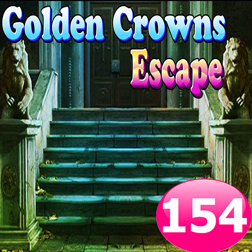 解謎App|Golden Crowns Escape Game 154 LOGO-3C達人阿輝的APP