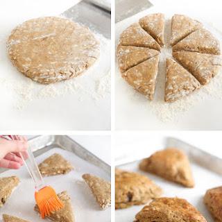 Gingerbread Scones.