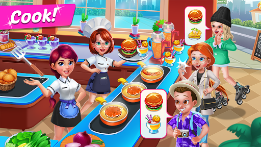 Kitchen Diary: Casual Cooking & Chef Games 2020 2.0.2 screenshots 2