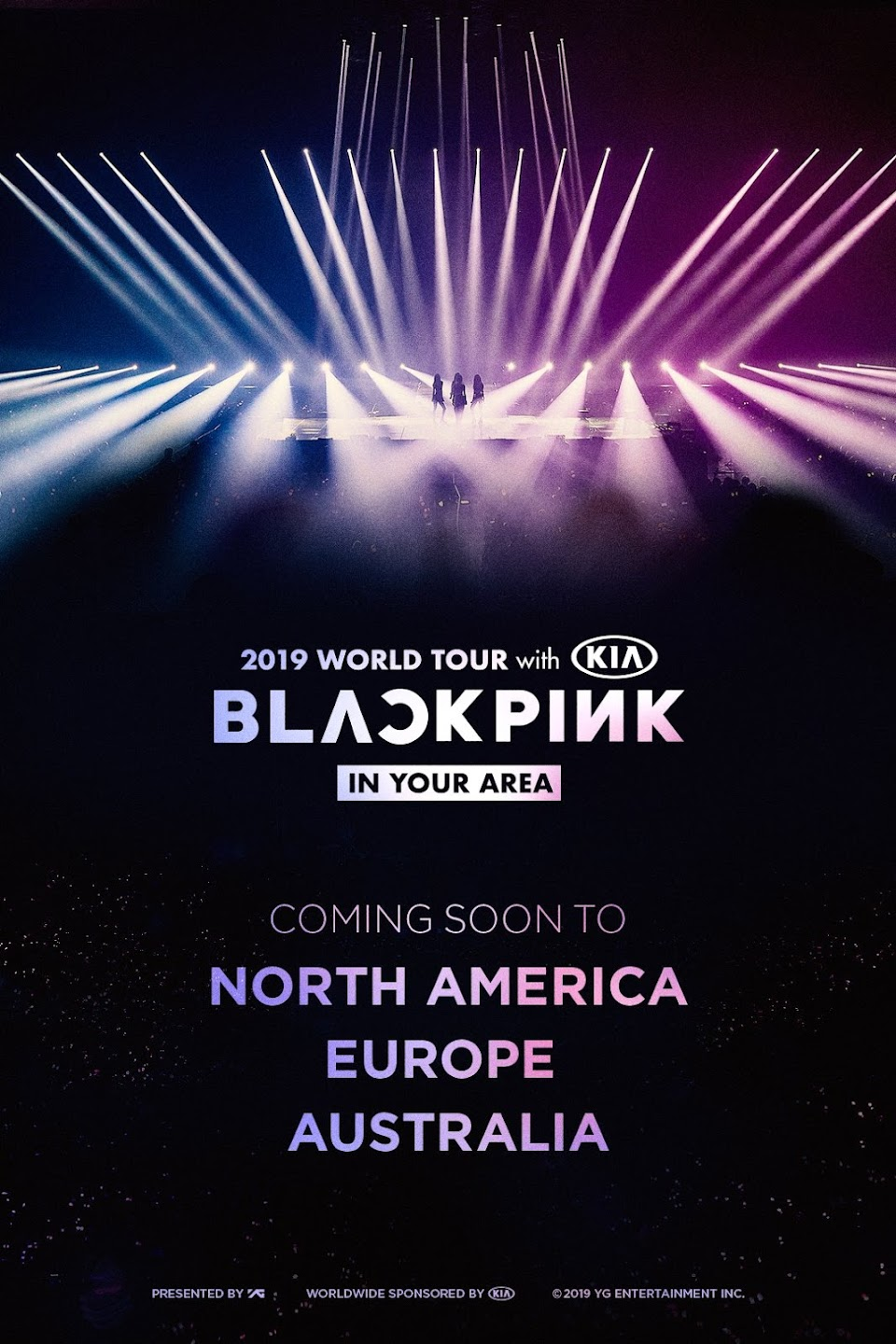 blackpink north america tour 2019