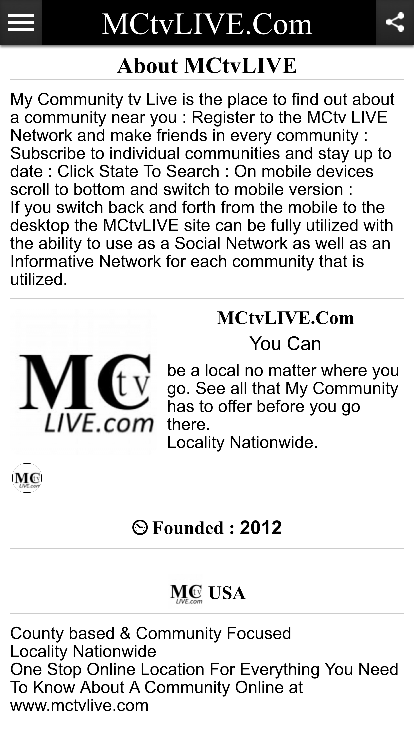 MCtvLIVE- screenshot