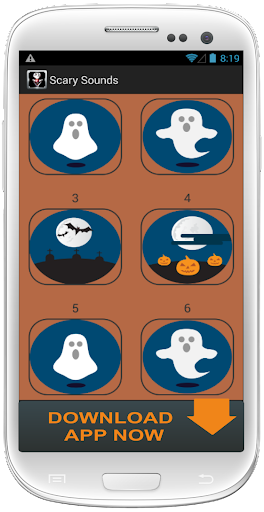 Download Scary Ghost Sounds Google Play softwares