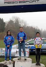 Photo: TDJC du 94  - cyclo cross Créteil 10/12/2016 en  benjamin Remi (3)