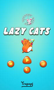 Lazy Cats - náhled