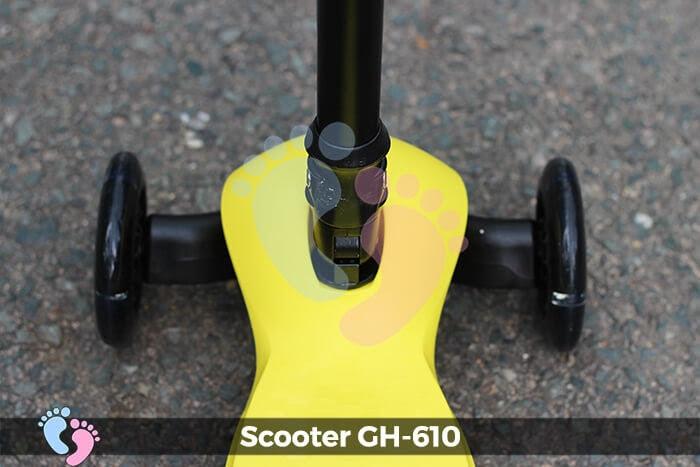 Xe trượt Scooter GH-610 gấp gọn 7