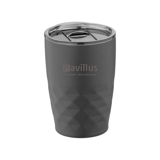 Geo Insulated Takeaway Mug