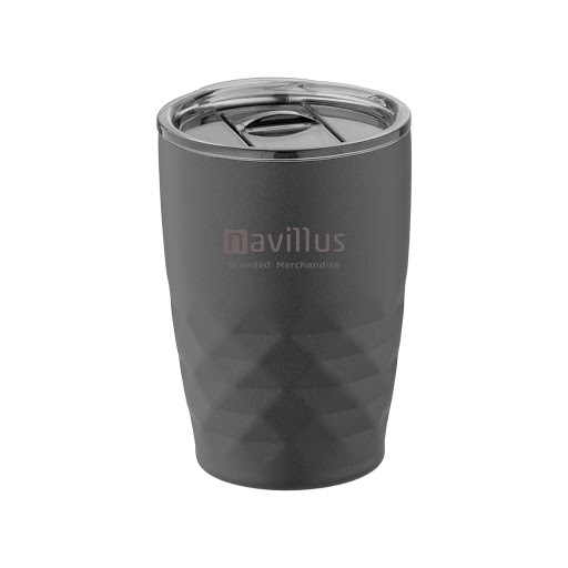 Geo Insulated Takeaway Mug