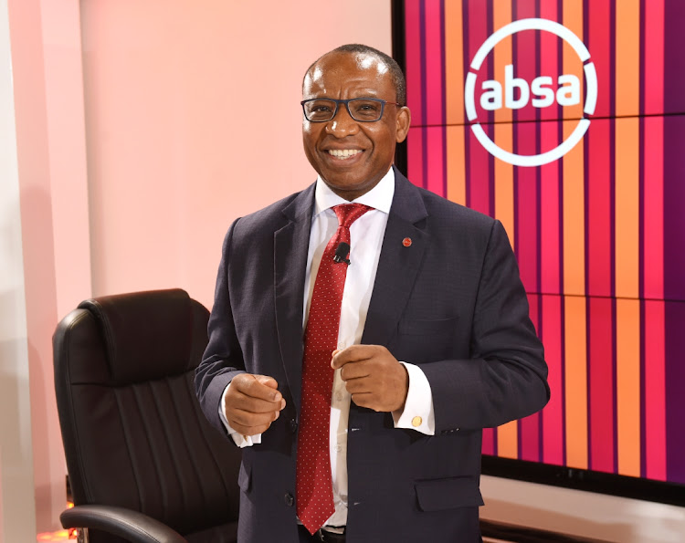 Absa Bank Group is parting ways with CEO Daniel Mminele. File photo.