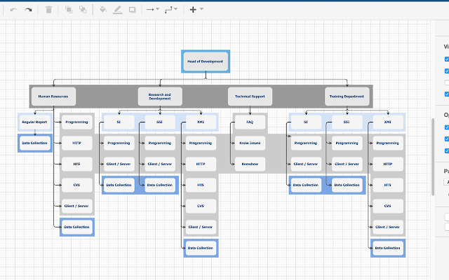 works with google drive - Sequence Diagram Free Tool