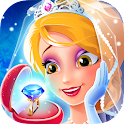 Magic Ice Princess Wedding icon