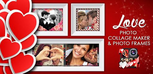 Colagem De Fotos Romanticas E Montagem De Amor Apps No