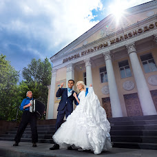 Wedding photographer Sergey Vlasov (MeXXman). Photo of 16.05.2015
