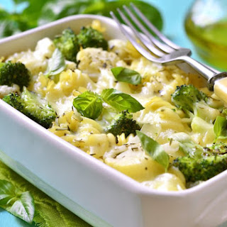 Broccoli Cauliflower Bake Low Fat Recipes
