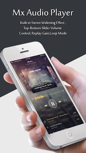 MAX Audio Player 1.5 screenshots 1