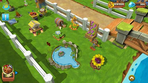 CannaFarm - Weed Farming Collection Game screenshots 5