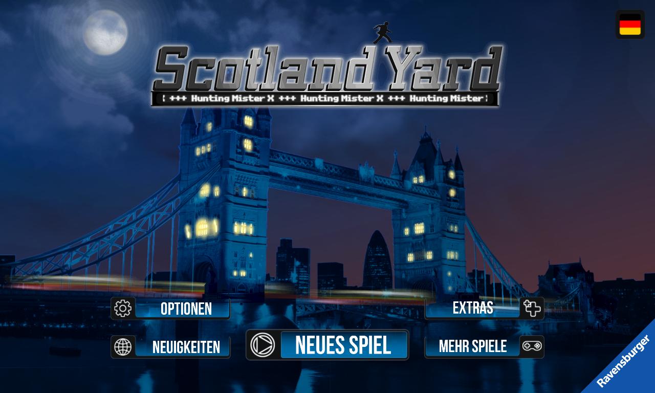 Scotland Yard Spiel App