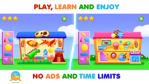 Toddler Learning Games Smart Shapes And Colors  screenshots 2