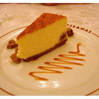 Pecan Caramel Cheesecake