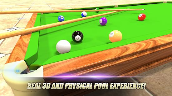 Real Pool 3D - Play Online in 8 Ball Pool - náhled