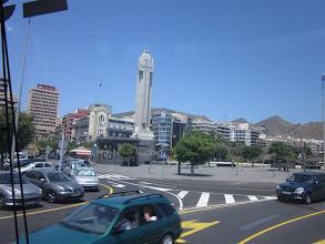 Photo: Santa Cruz de Tenerife: Plaza de España y Cabildo insular