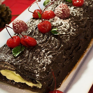 Chocolate Christmas Trunk | the Best Christmas Dessert Recipe