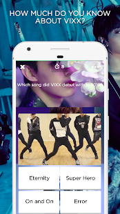 Starlight Amino for VIXX - náhled
