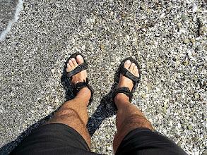Photo: Két lábbal török földön.