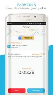 MyOrder Parking Refuelling Screenshot 1